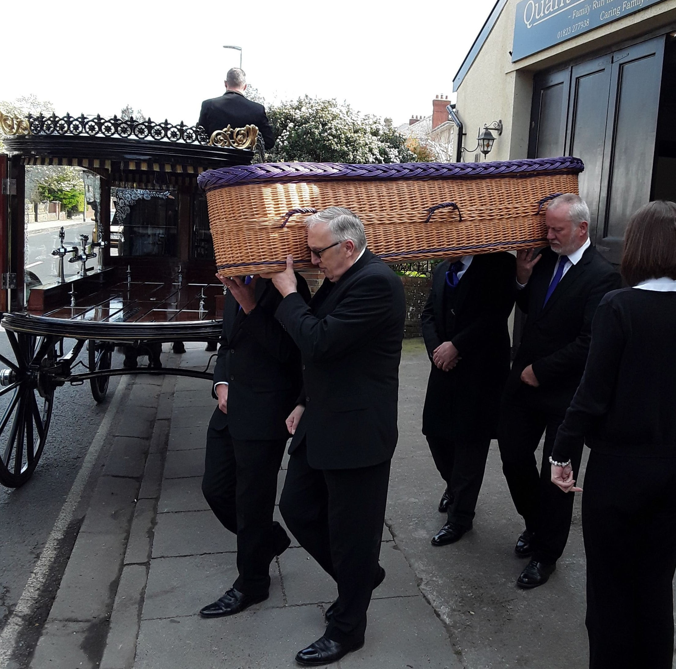 Coffin size