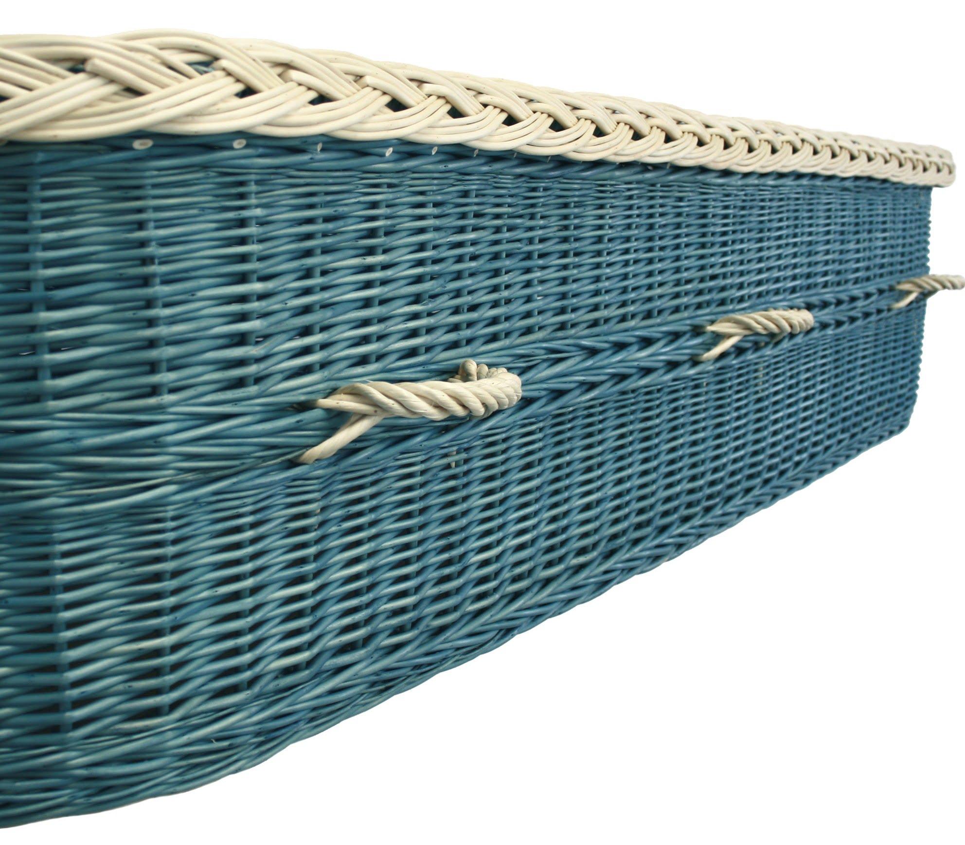 Bio willow coffins