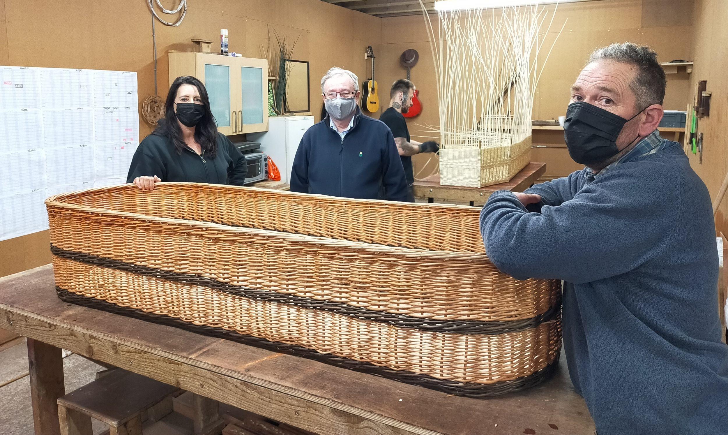 Funeral Furnishing Manufacturers' Association Chief Ex. Alun Tucker