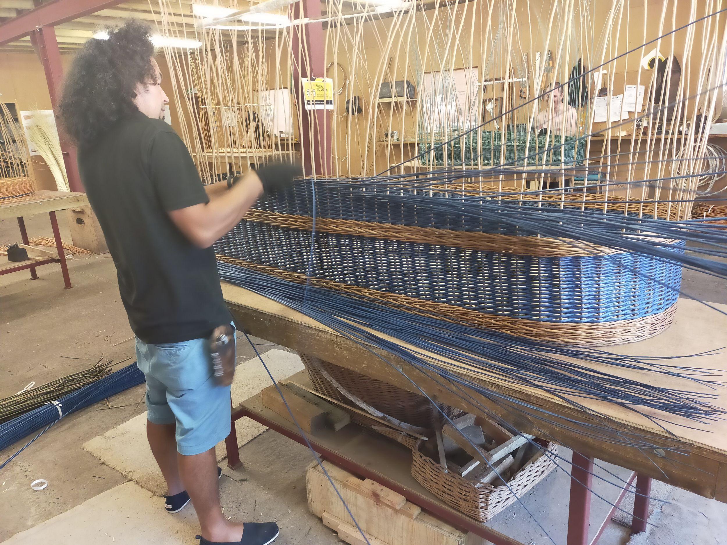 Coffin making